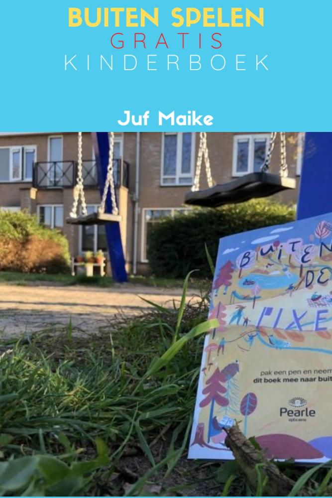 Gratis kinderboek over buitenspelen