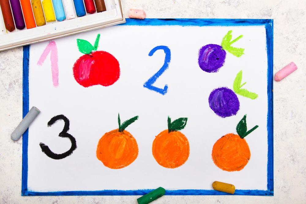 Cijferherkenning of cijferkennis: zo help je je kind