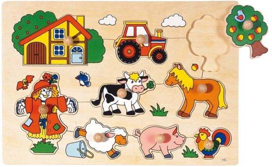 Puzzel boerderij