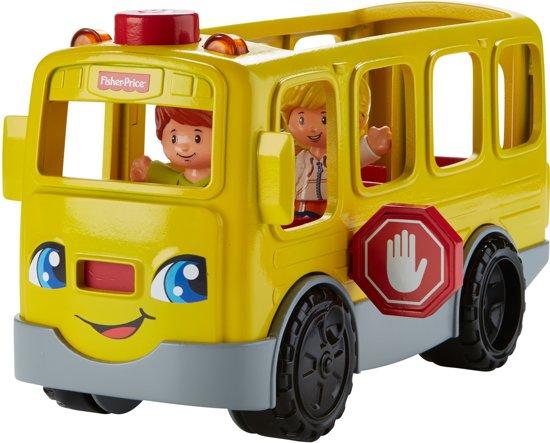 Zit-Naast-Mij Schoolbus