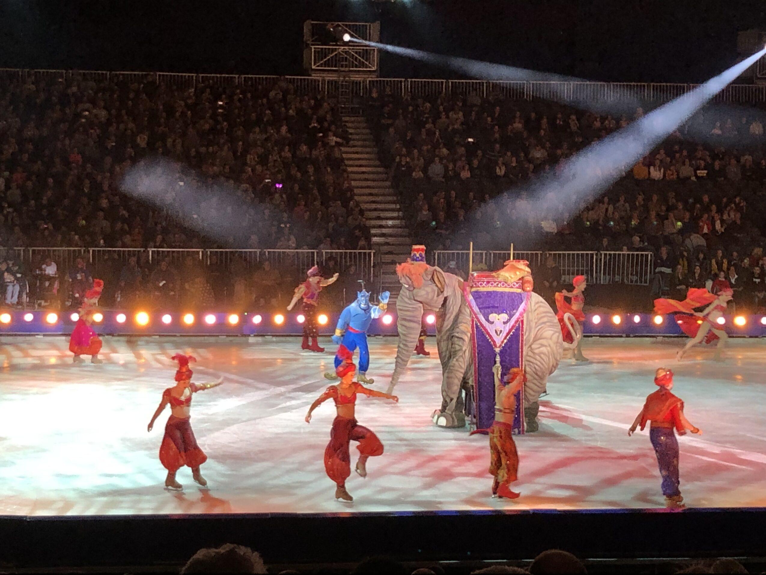 Disney on ice: onvergetelijke avonturen