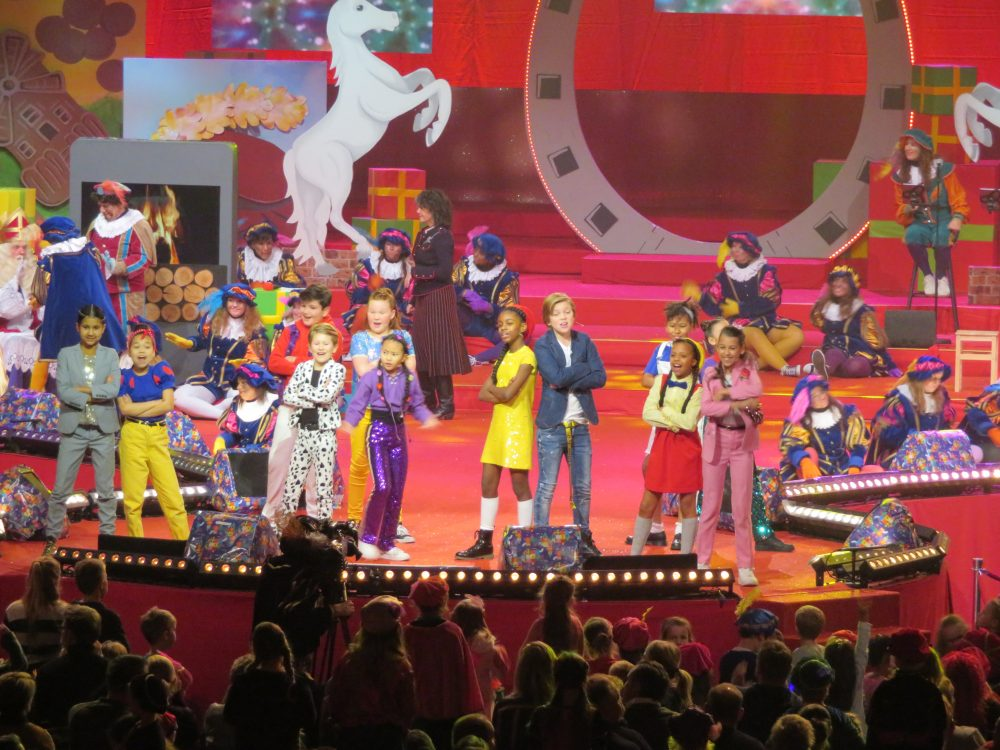 Het Zapp Sinterklaasfeest 2018