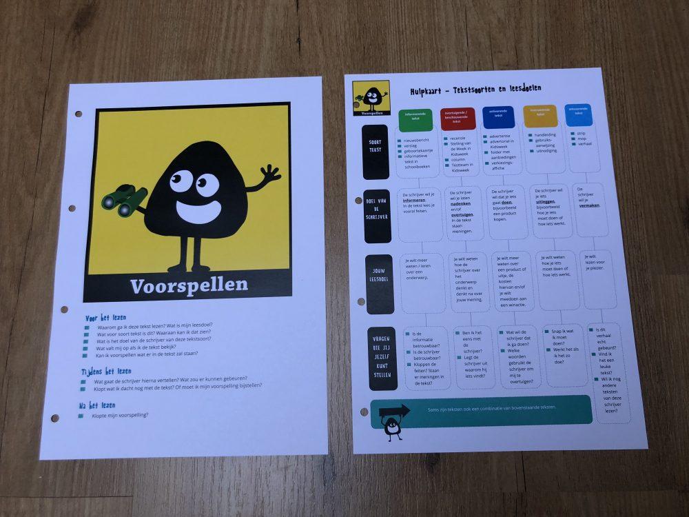 Kidsweek in de klas