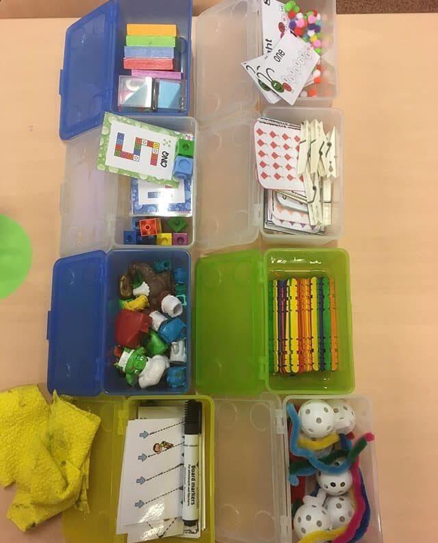 Busy boxes Van juf Linda Mooijekind