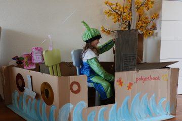 Een pakjesboot in de woonkamer, gek of té gek?