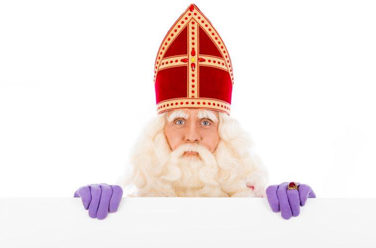 Het leven van een leerkracht, verteld door Sinterklaas