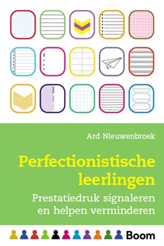 Perfectionistische leerlingen