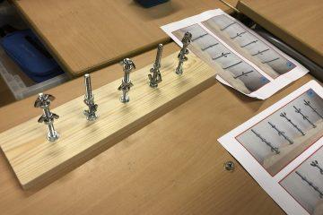 Win houten onderwijsmateriaal
