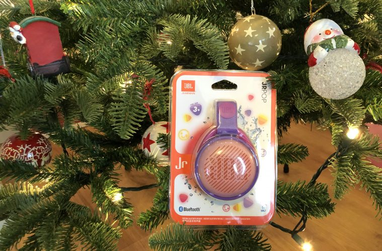 WIN: JBL JR POP; draagbare speaker