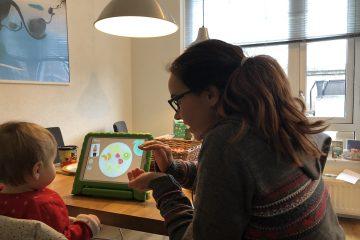 Gebaren leren met Kwebl