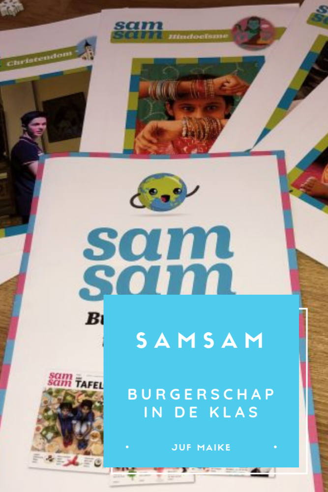 Samsam: burgerschap in de klas