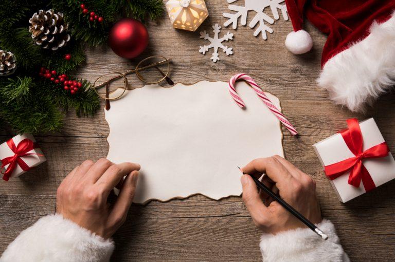Kerstkaarten via het Ouderenfonds