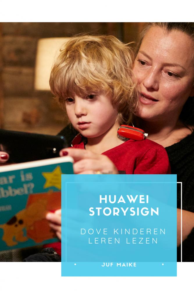 Huawei StorySign: dove kinderen helpen met lezen