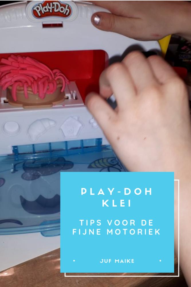Play-Doh klei