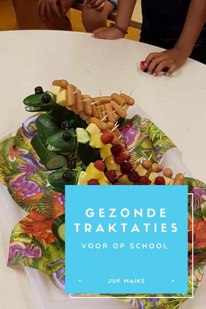 GEZONDE TRAKTATIES VOOR OP SCHOOL
