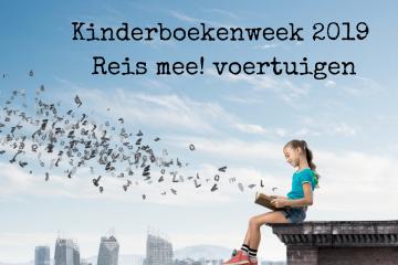 Kinderboekenweek 2019: Reis mee! voertuigen