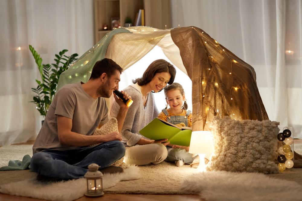 Interactief voorlezen voor ouders: Soorten boeken