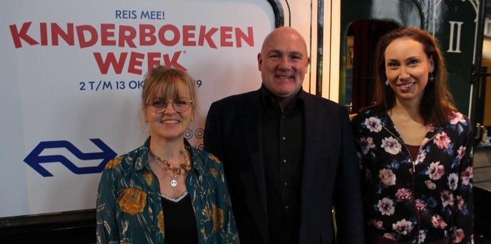 Auteurs Kinderboekenweek 2019