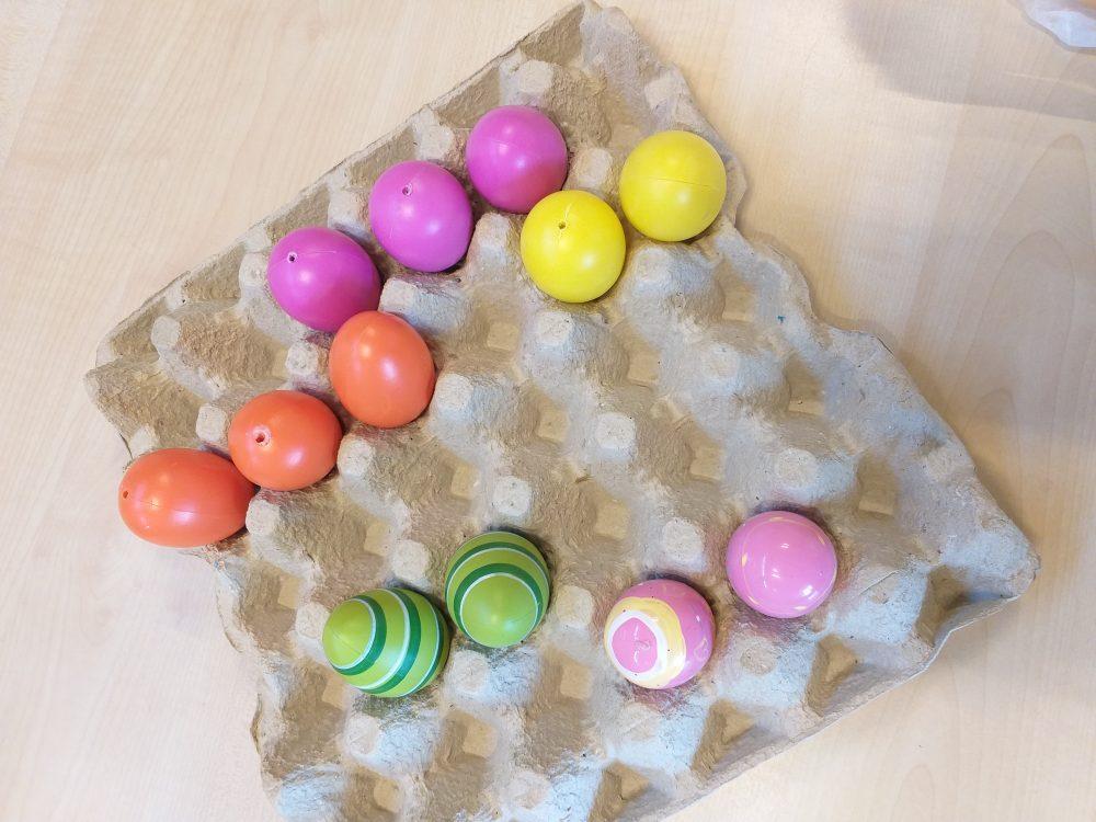 Sorteren eieren