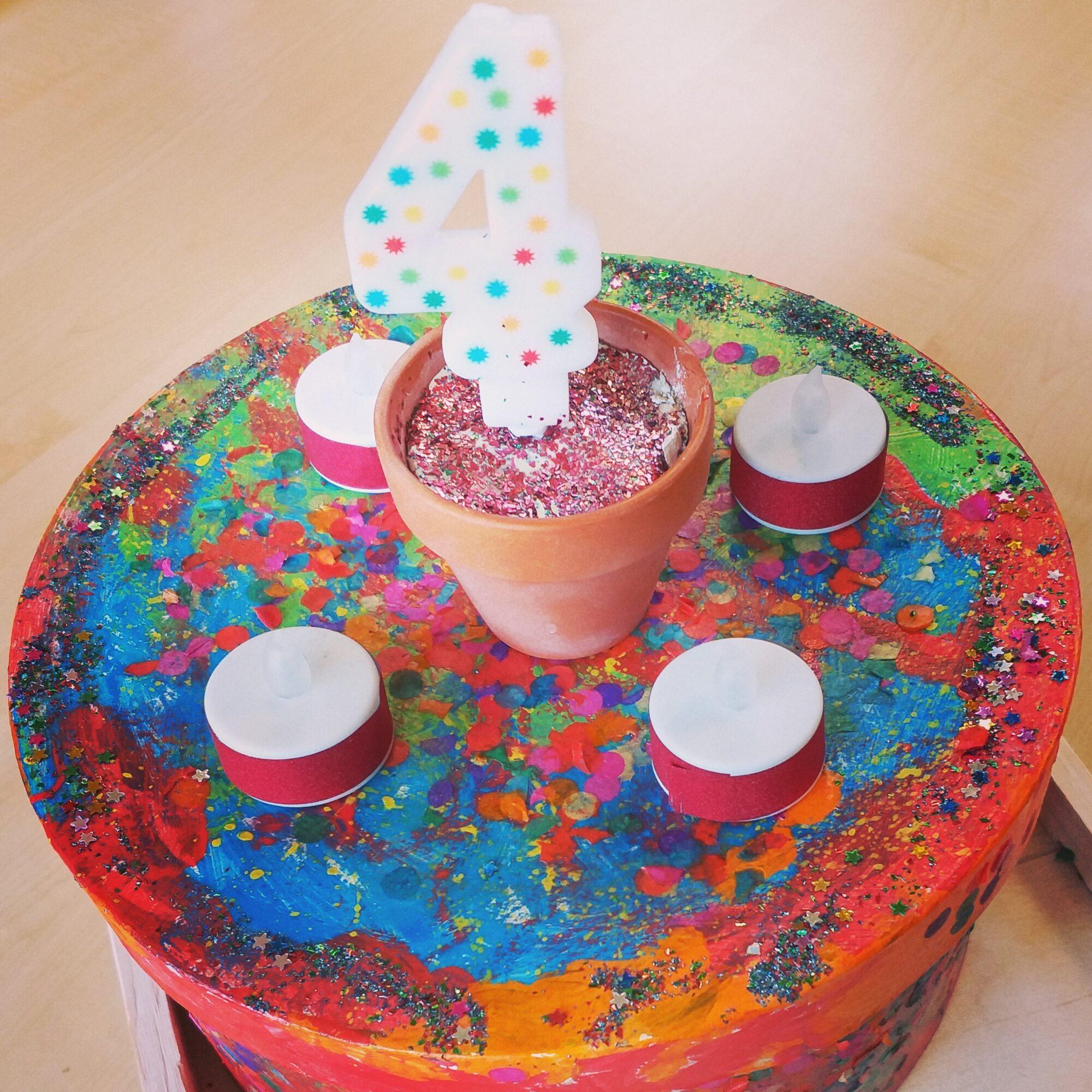 Verjaardag vieren met peuters: 10 tips