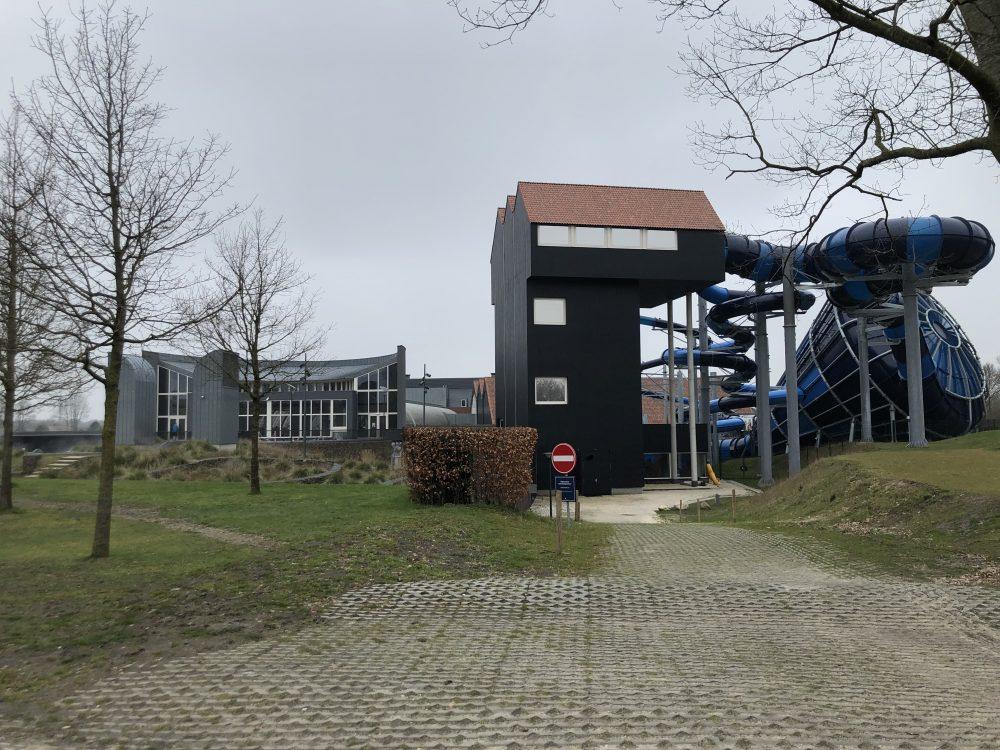 Zwembad Hof van Saksen