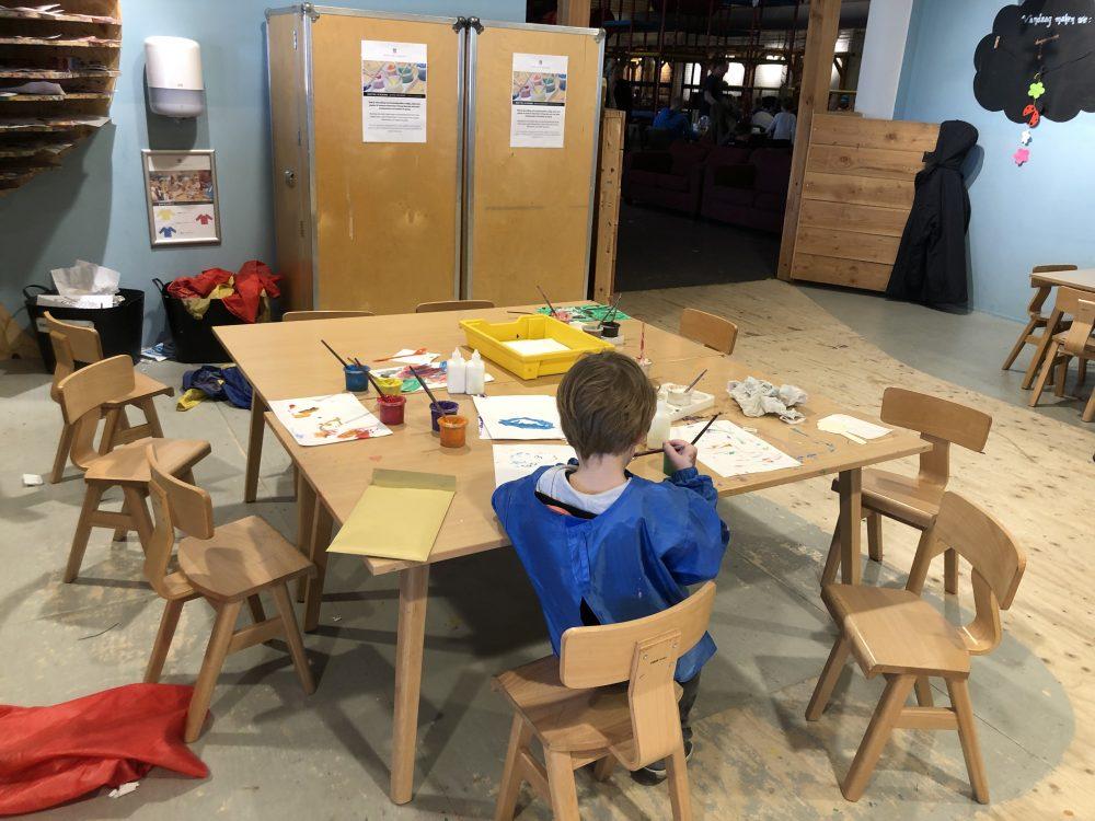 Kinder Academies van Hof van Saksen