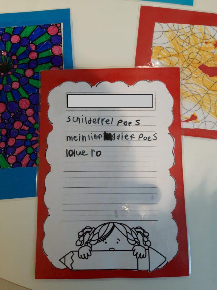Kunstuitleen in de klas