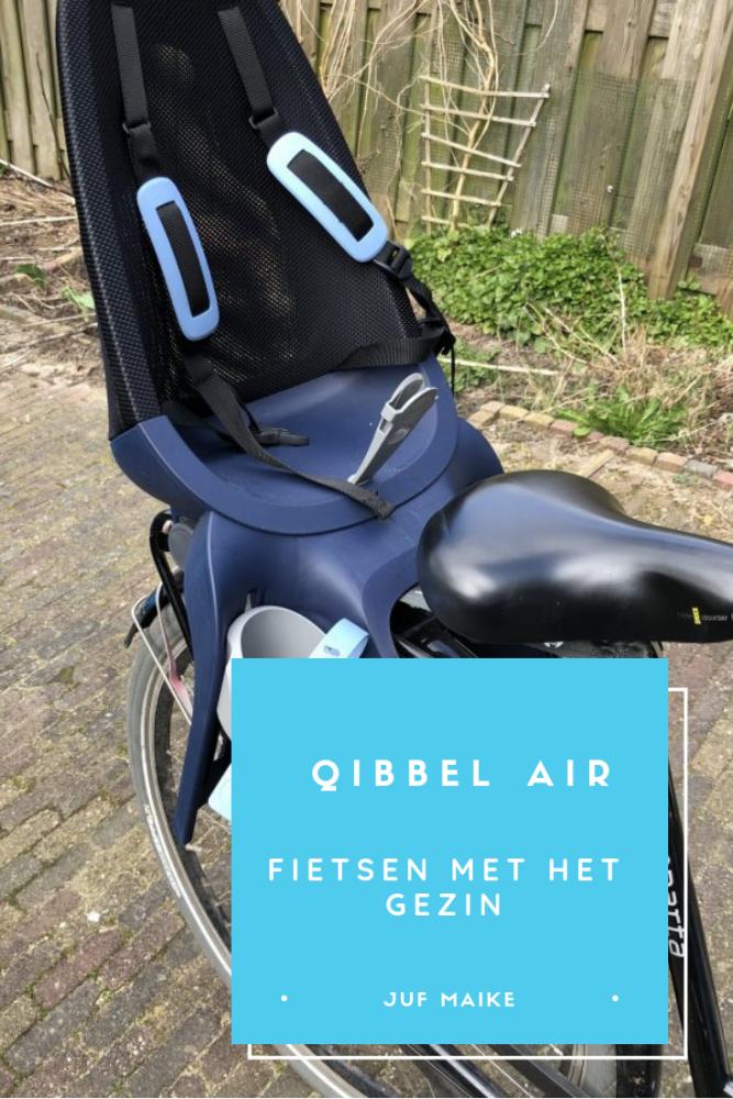 Qibbel Air: Fietsen met het gezin