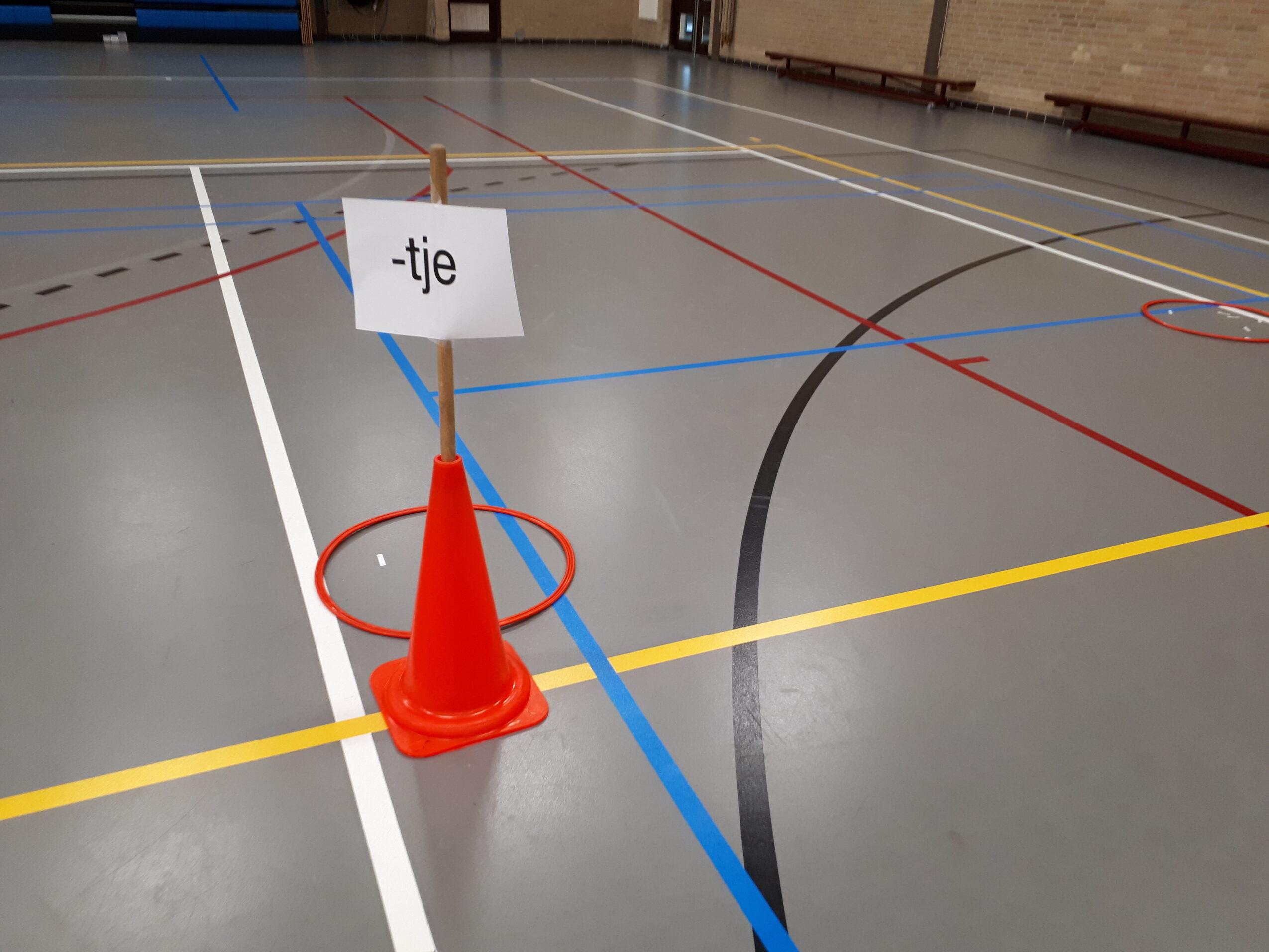 Ongebruikt Bewegend leren in de gymzaal • Juf Maike XW-36