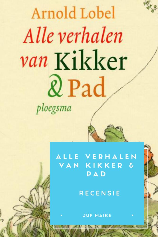 Alle verhalen van kikker en pad, recensie