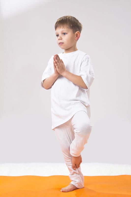 boom yoga met kinderen