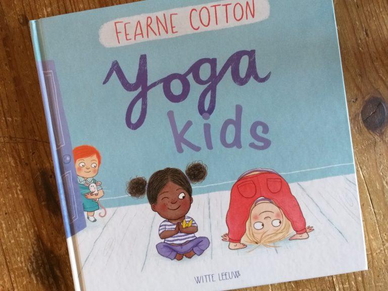 Yoga met jonge kinderen