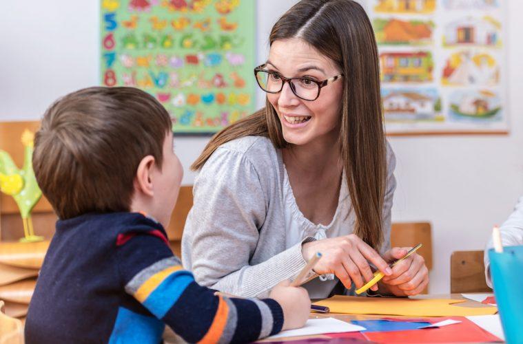 Kindgesprekken voeren in de klas