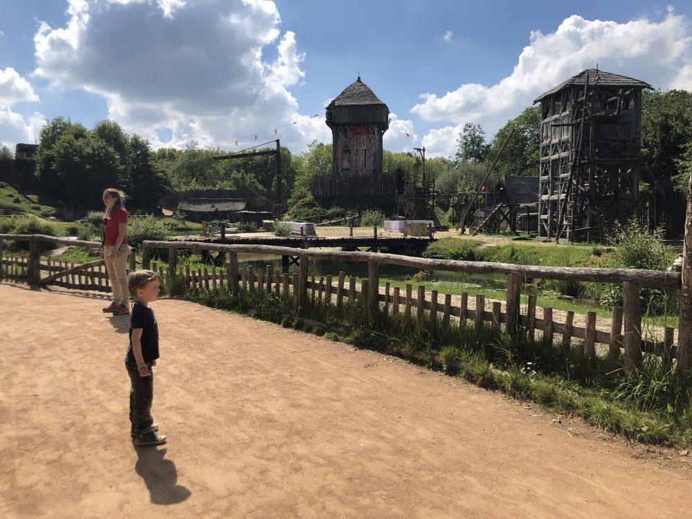 Puy du fou: geschiedenis themapark