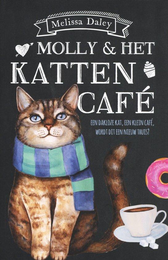 Molly en het kattencafé - Melissa Daley