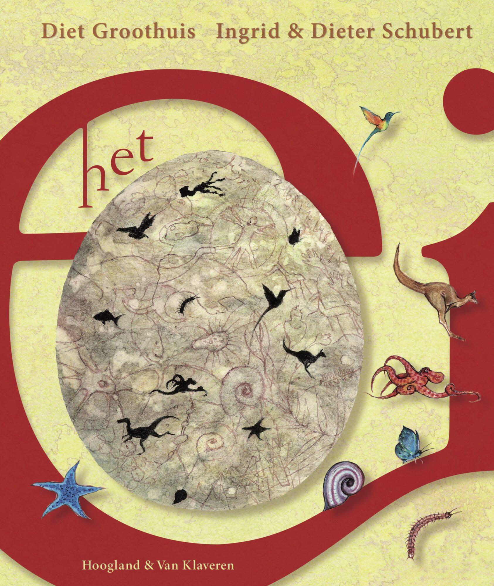 Het ei: win dit filosofisch prentenboek