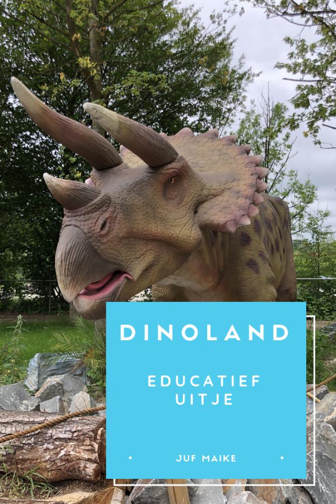 Dinoland: educatief uitje in Zwolle