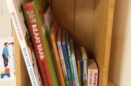 Zwerfboekenkastje voor je eigen groep of school