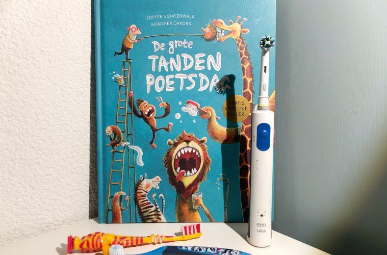 De grote tandenpoetsdag