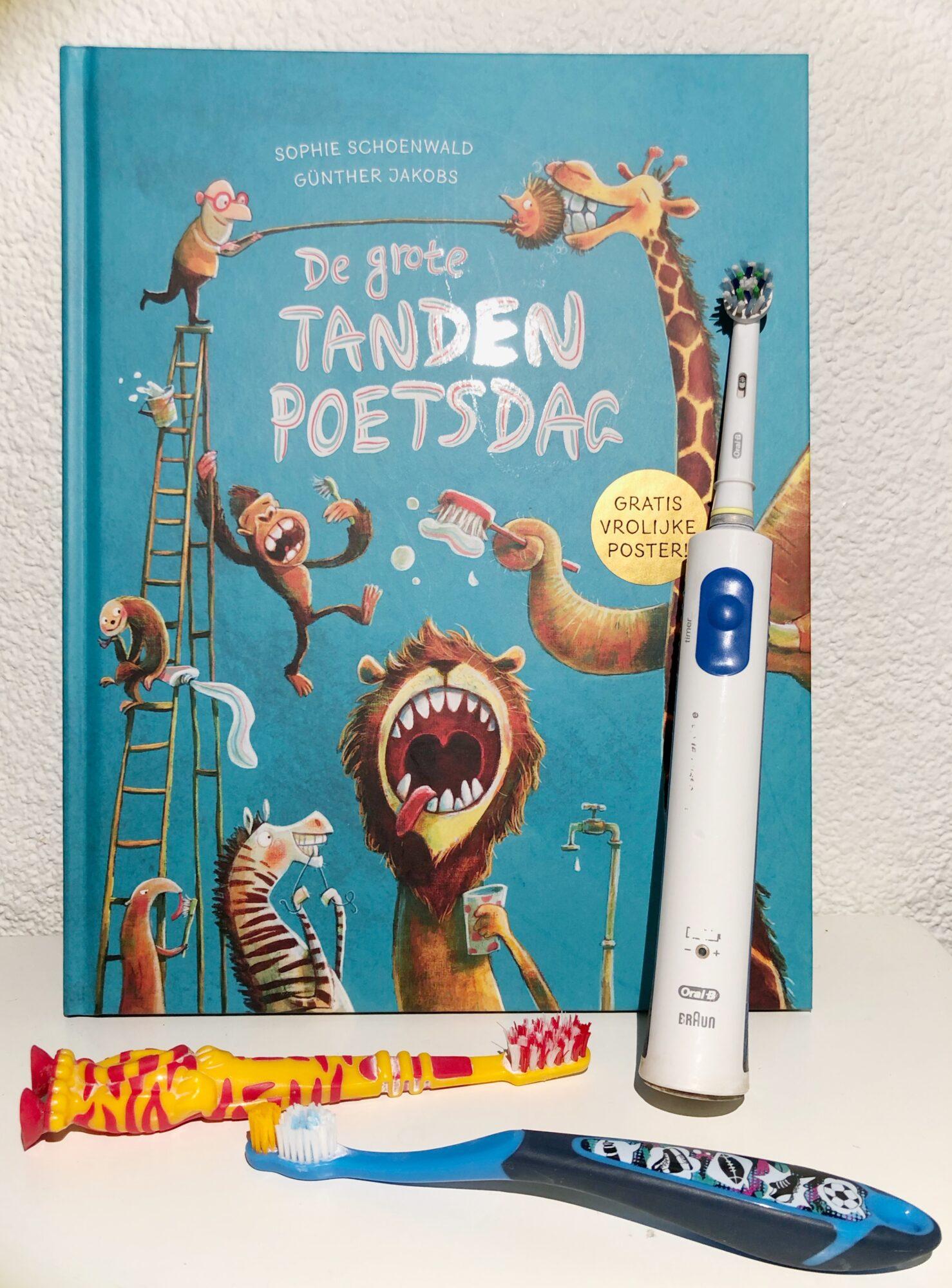 Win De grote tandenpoetsdag