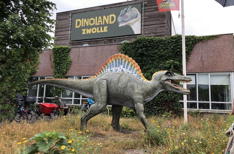 Dinoland: educatief uitje
