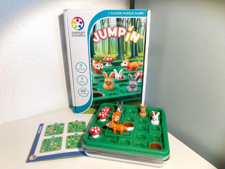 JumpIN' Smartgame, WIN!