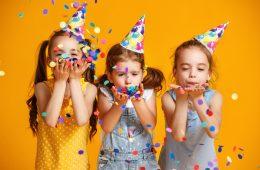 Verjaardagsroutine in de kleuterklas