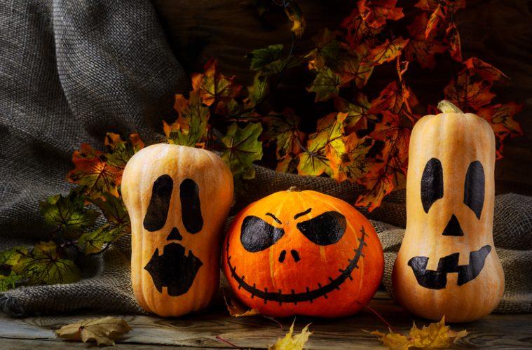 Halloween knutselen