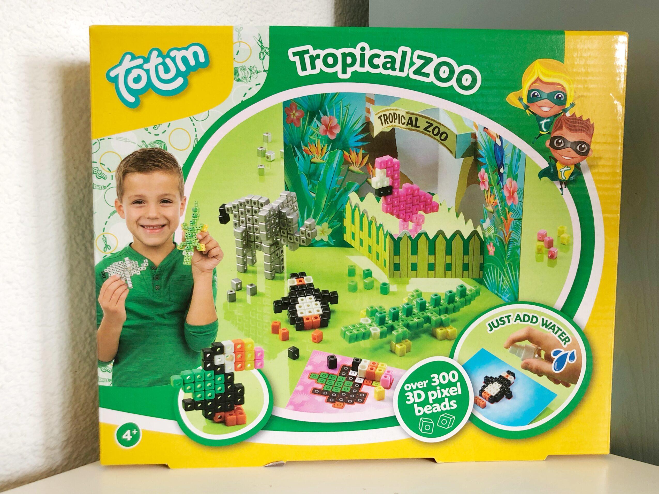 Totum tropical zoo