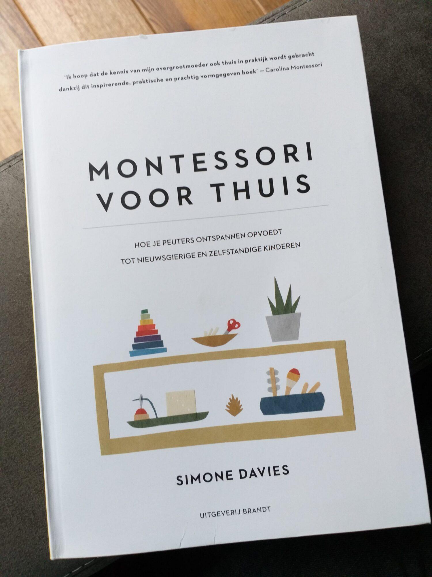 Montessori voor thuis, recensie