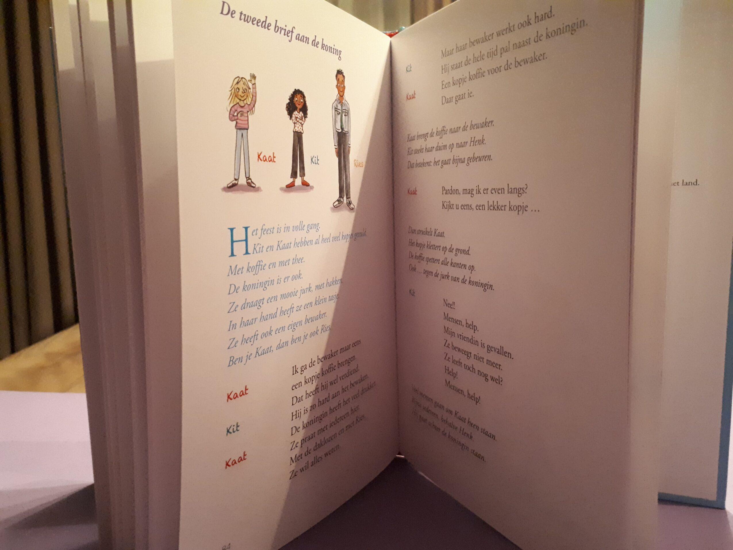 Toneelleesboeken Zwijsen