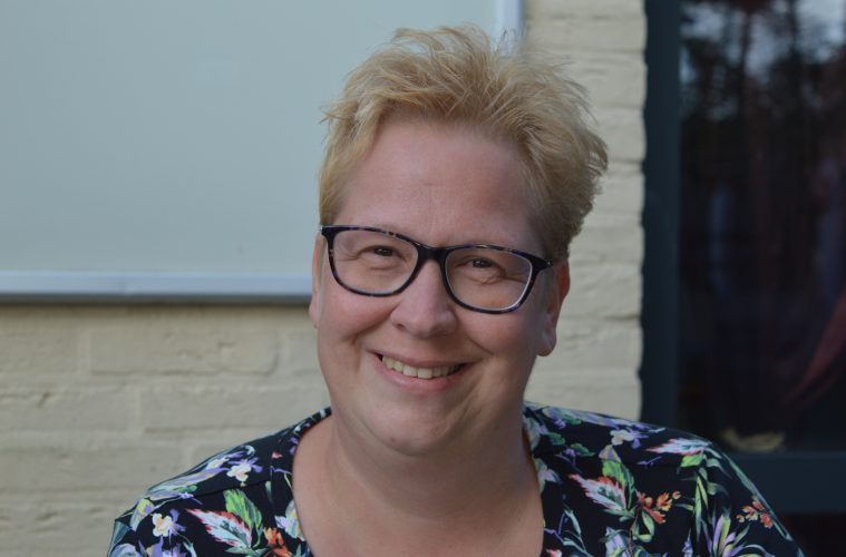 Even voorstellen: Marjan Peeters