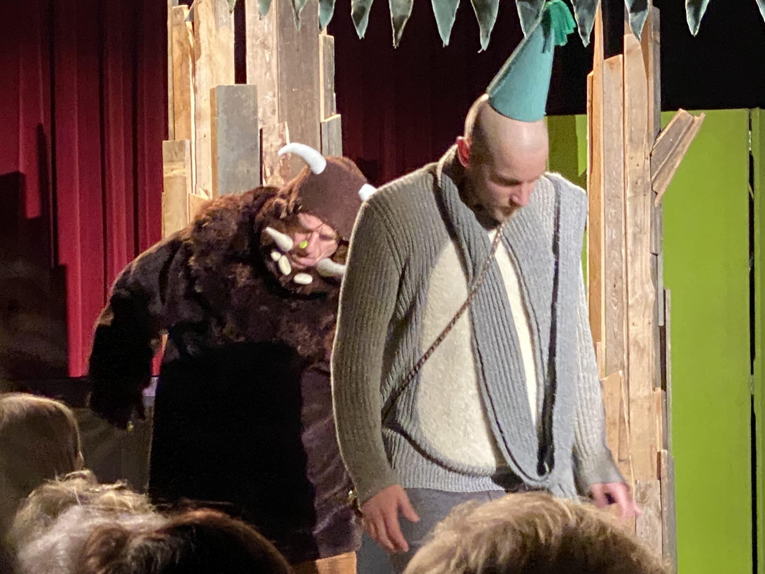 De Gruffalo theatervoorstelling