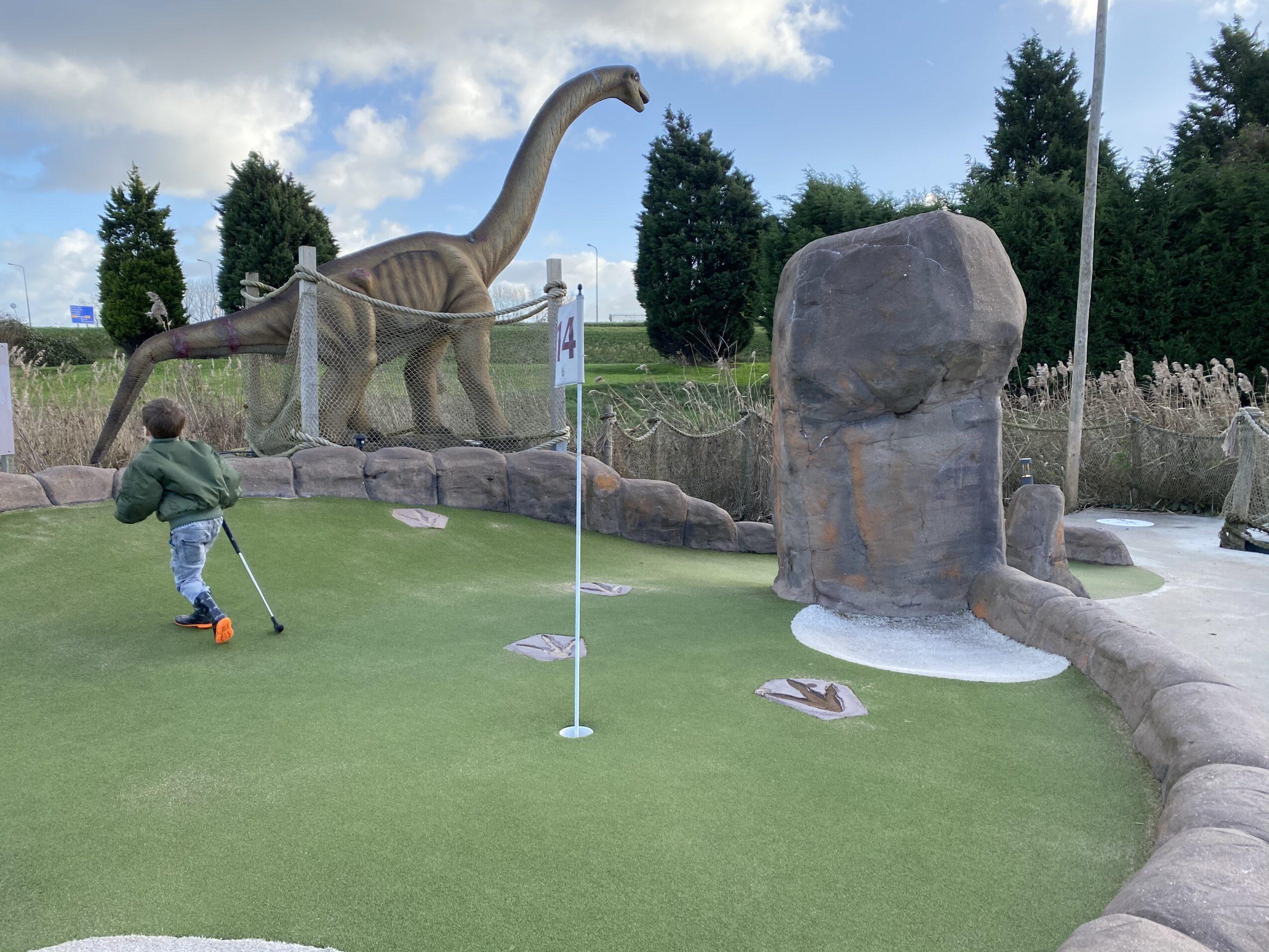 Jurassic Golf Gouda